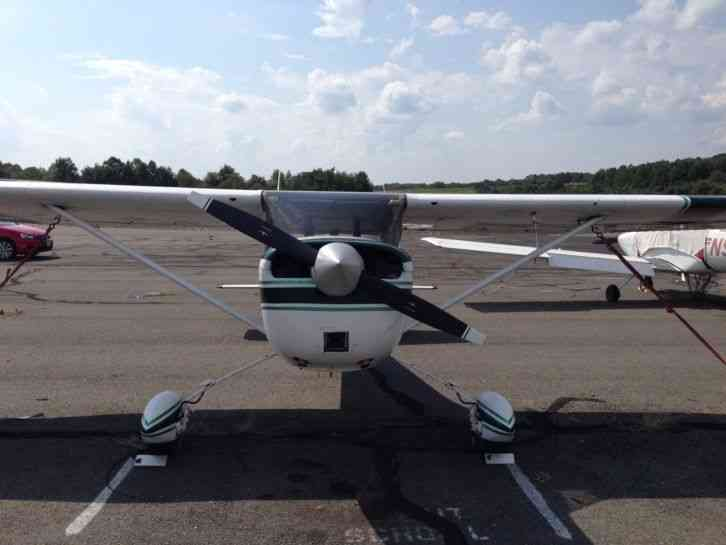 "Flying Ultralights Cessna : ""nice Condition With Reasonable Paint And No"