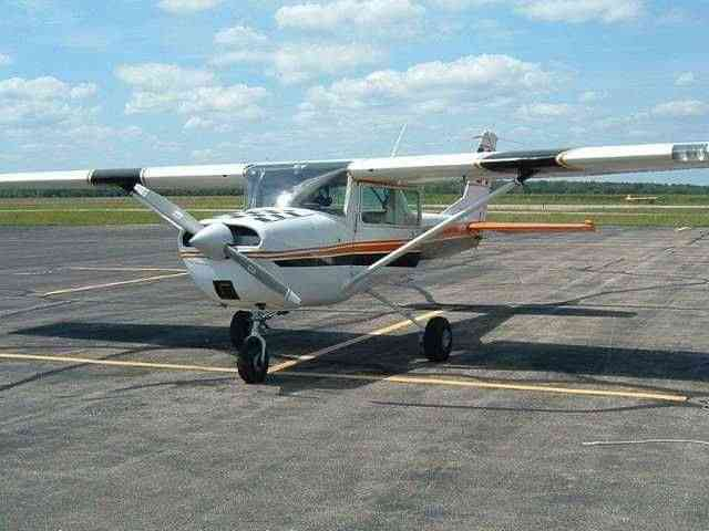 Flying Ultralights Cessna : 197o Mts Global Aviation Globalaviation (1339