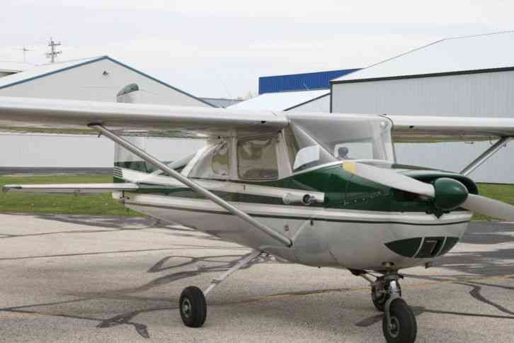 Flying Ultralights Cessna : 1961 This Is A Real Head Turner Plane, Always
