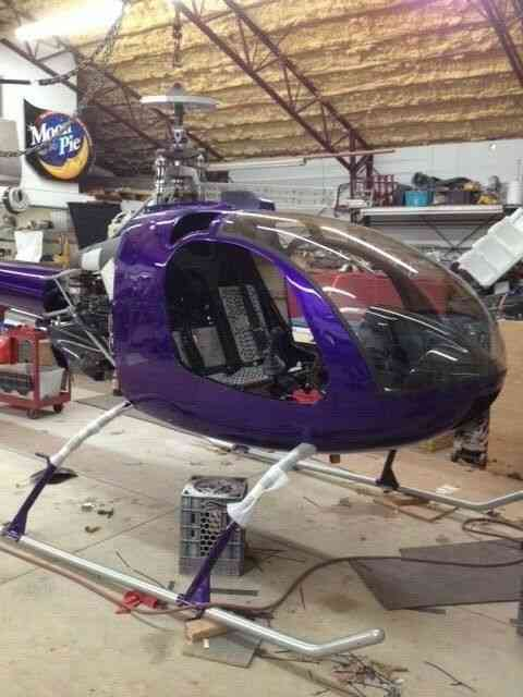 Flying Ultralights Rotorway : 2012 2012 A600 Talon With All The Upgrades Ever