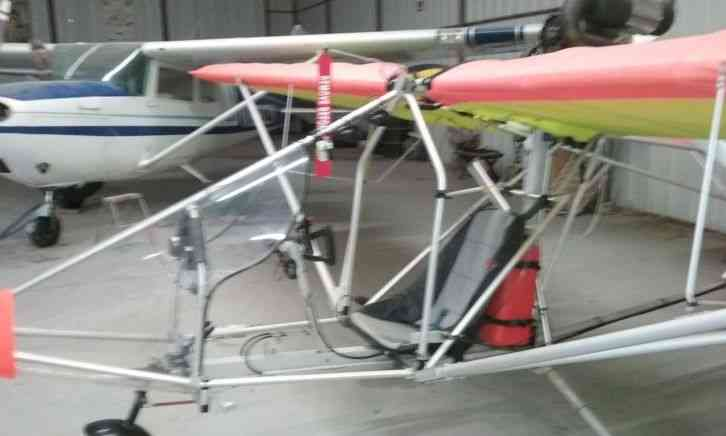 Flying Ultralights Aerolite 103 : Aerolite 103 Aero Works,inc Year 2012 This