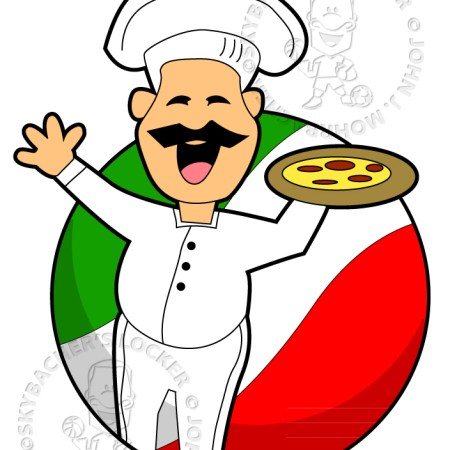 royalty free pizza logo, pizza guy, pizza logo, pizza clipart