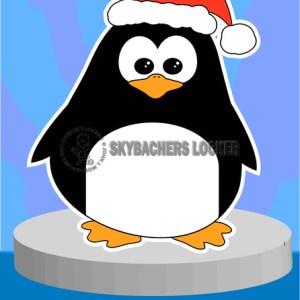 Christmas Penguin - Skybacher's Locker