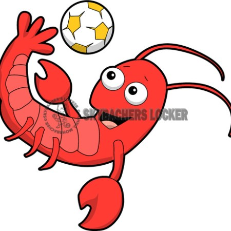 Soccer Lobster - Skybacher's Locker
