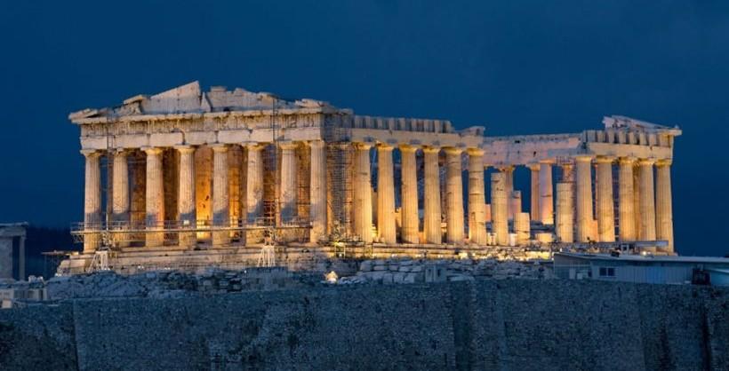 GREECE - HERITAGE UNESCO \u2022 SkyBarcino