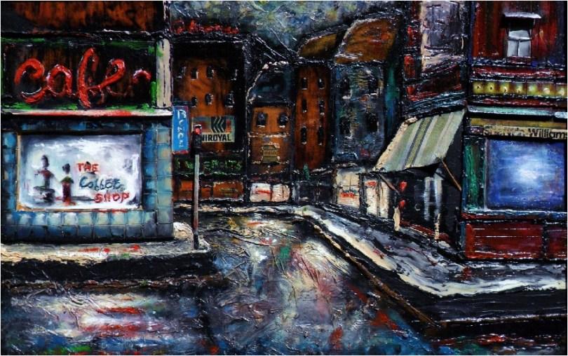 The Cafe - Skye Taylor