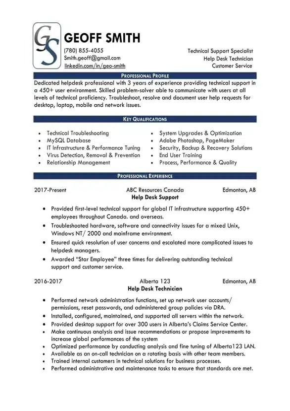 Resume Service in Vancouver, Kelowna British Columbia Resume Writer