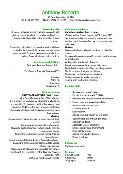 Outsourcing Content? Getting Best Work from Freelance Writers resume