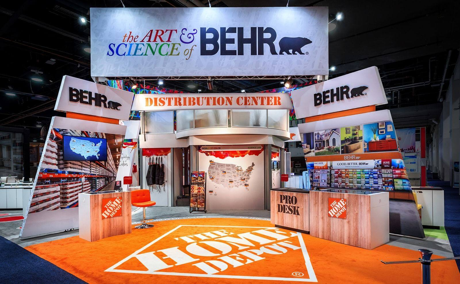 Trade Show Displays Exhibit Design Booth Rental Exhibition Stands