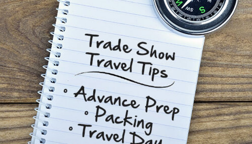 Domestic trade show travel checklist - Skyline Entourage Montreal