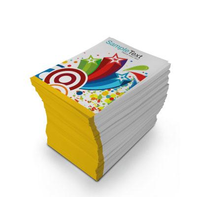 Flyers and leaflet printing in Cyprus Limassol SkyPrint Ltd