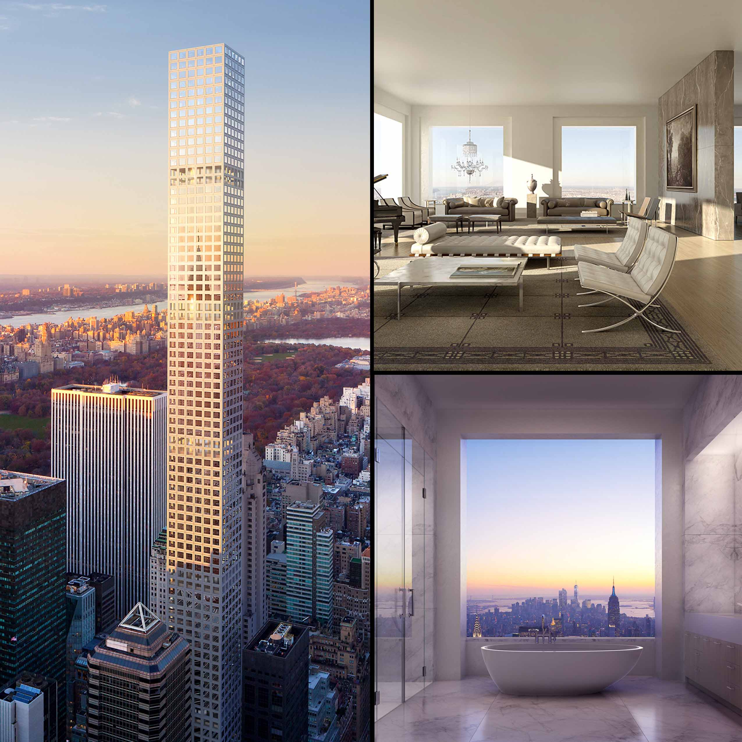Tallest Residential Building Nyc Park Avenue New York Apartments For Sale Latest