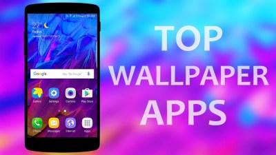 Top 10 Wallpaper app - SkyTech