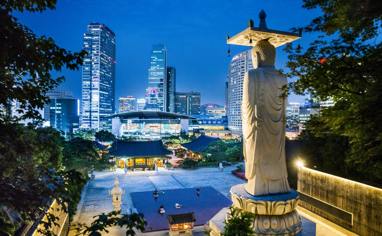 About South Korea South Korea Dazzling Scenery Rich Culture And Fascinating