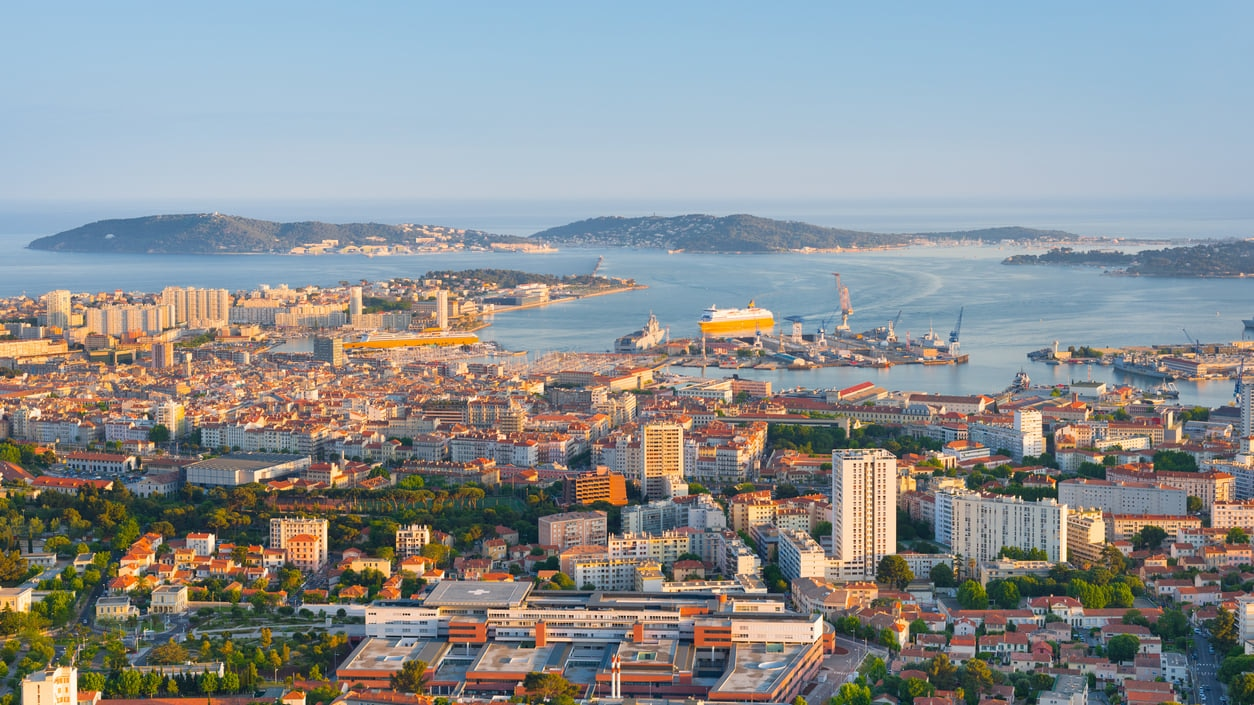 Port Toulon Toulon A Gorgeous Sightseeing Destination Popular As The Port