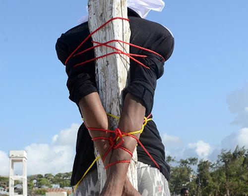 Indonesia, Firing Squad, Trafficking
