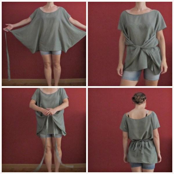 bat blouse s