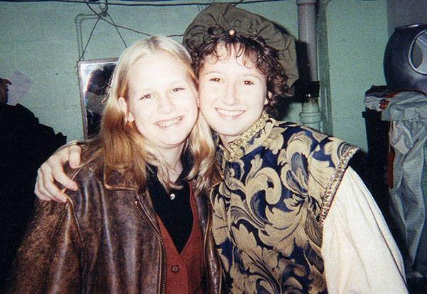 melissa and me shakespeare