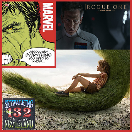 132: The MARVELous DRAGONtastic Episode of Rogue One