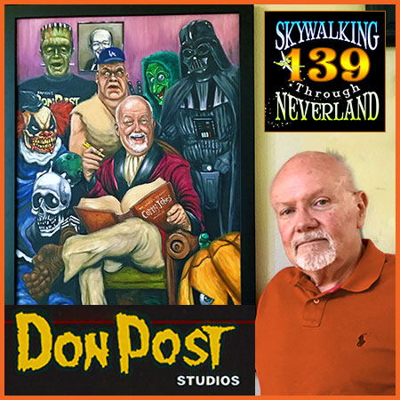 139: The Son of the Godfather of Halloween – DON POST JR.