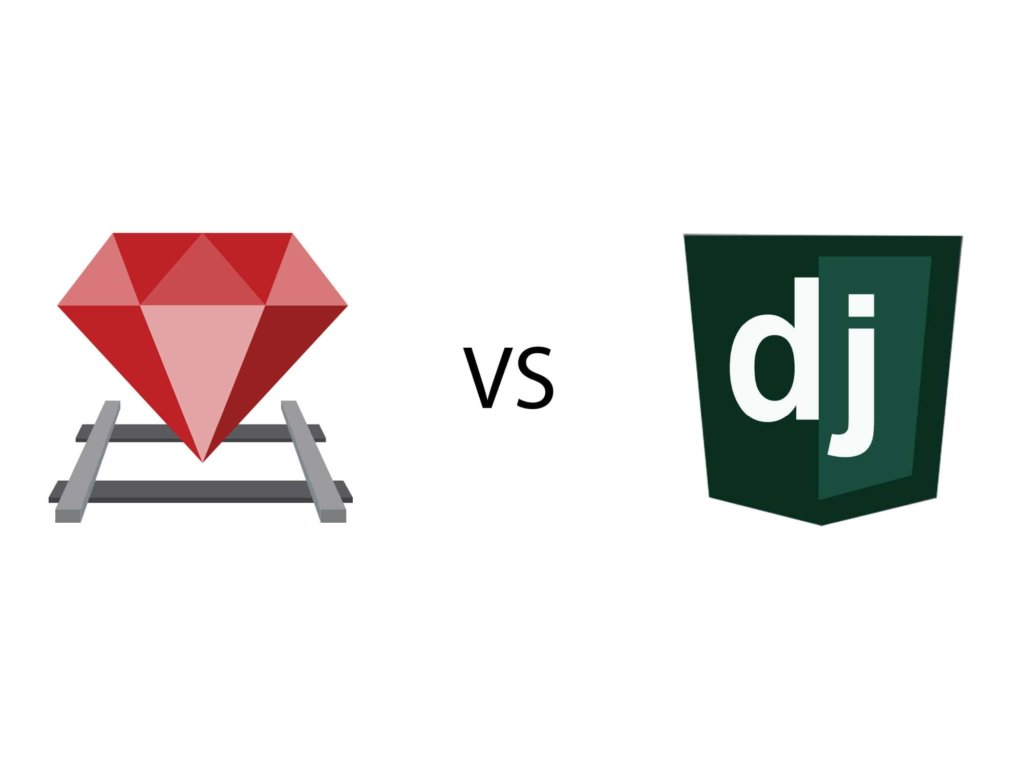 / Vs Django Vs Rails Web Frameworks Performance And Popularity