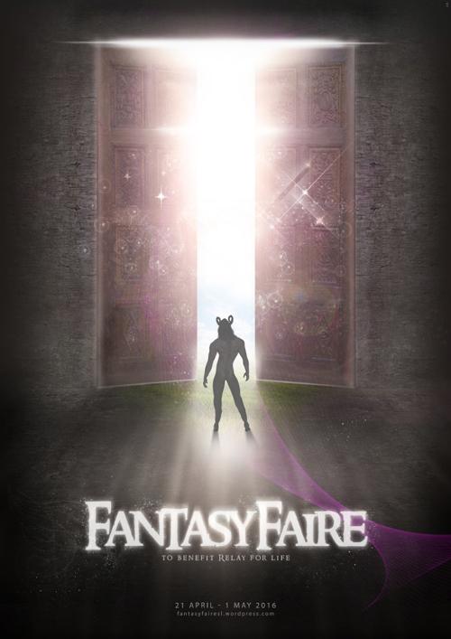 Fantasy Faire 2016 Poster