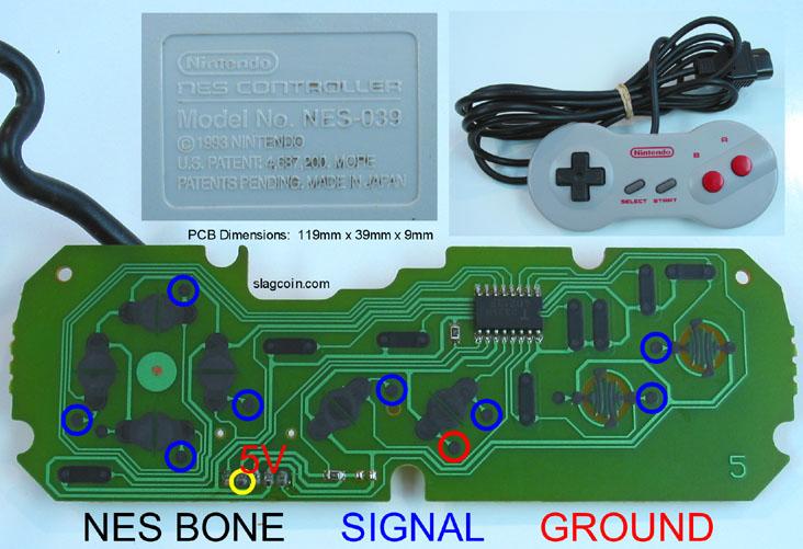 Xbox 360 Wired Controller Schematic Wiring Diagram