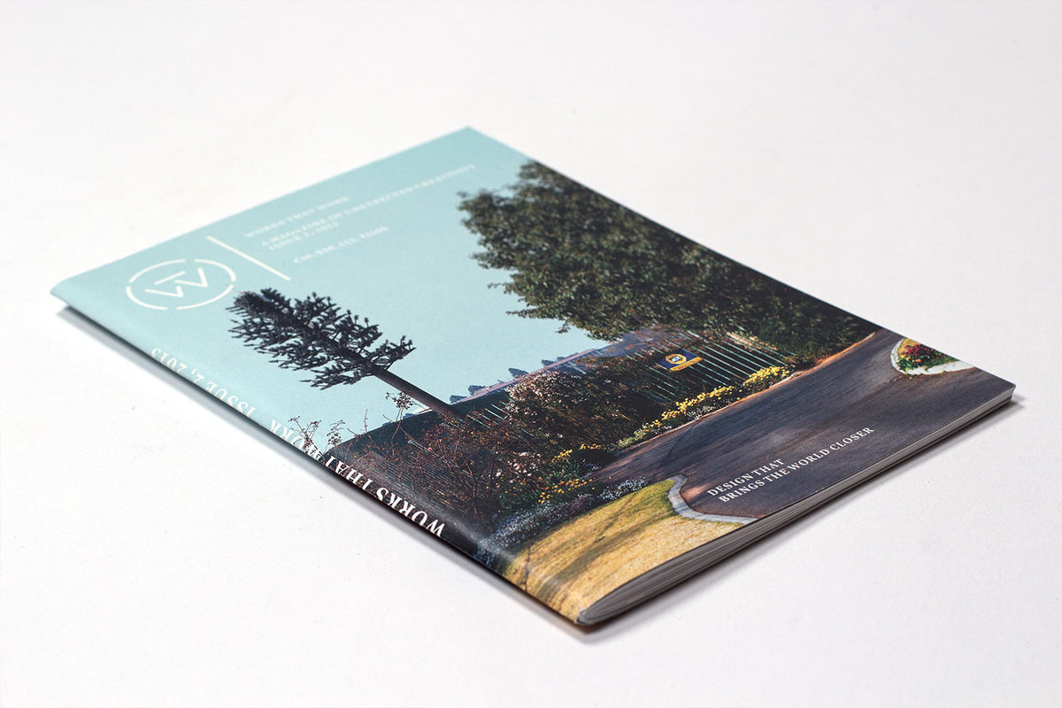 Notebook Klein Works That Work A Magazine Of Unexpected Creativity Slanted