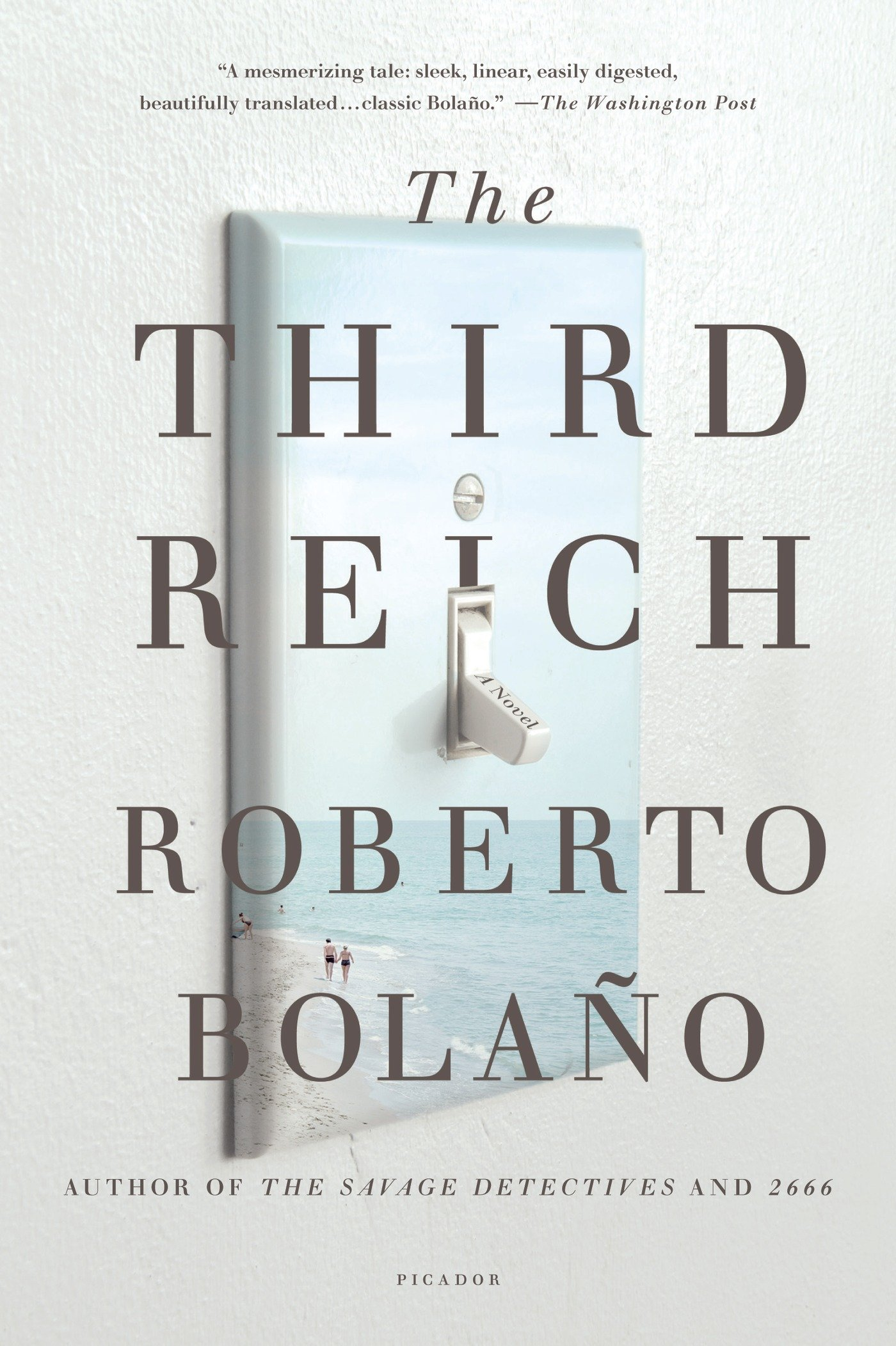 Cash Pool Führer An Enjoyable Beginning Roberto Bolaño S The Third Reich Slant