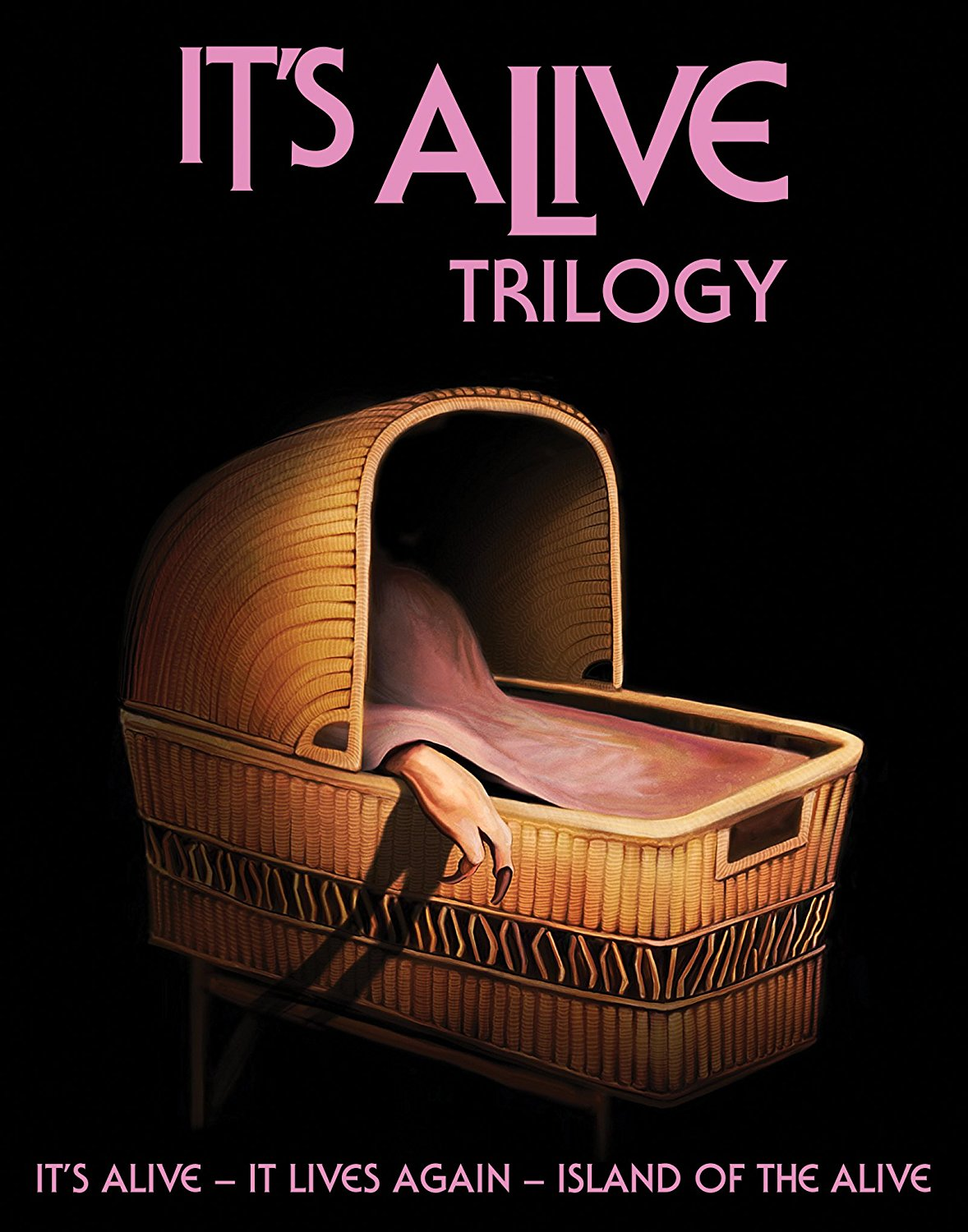 Futon Factory Paris Review Larry Cohen S It S Alive Trilogy On Shout Factory Blu Ray