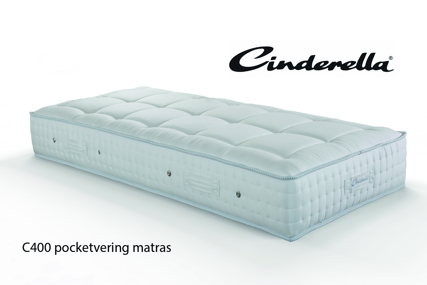 Talalay Matras Cinderella Pocketvering Matras C400