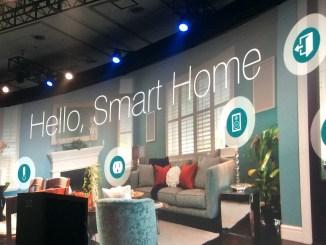 Hello, Smart Home