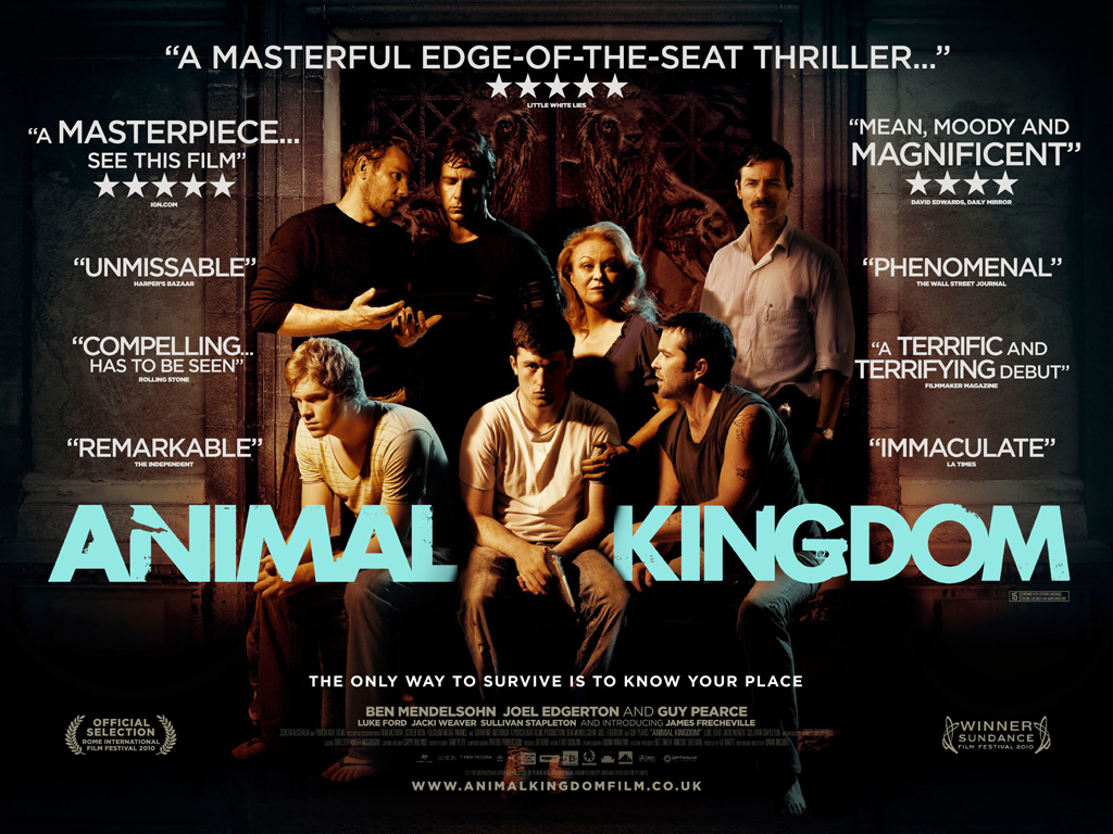 Television Series Of Animal Kingdom Tv Series Will Be More Of A Family Drama