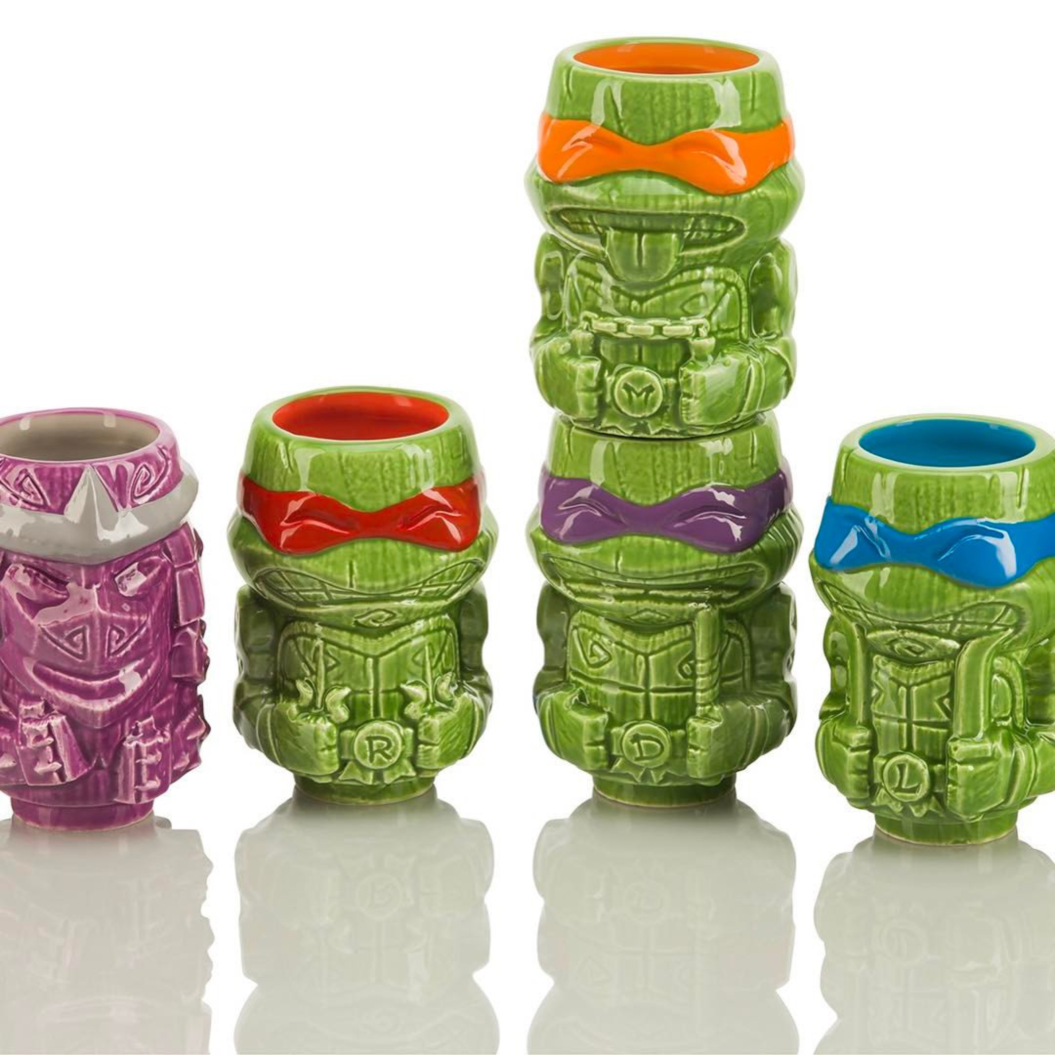 Ninja Mugs Cool Stuff Ninja Turtle Tiki Mugs Hitchcock T Shirts