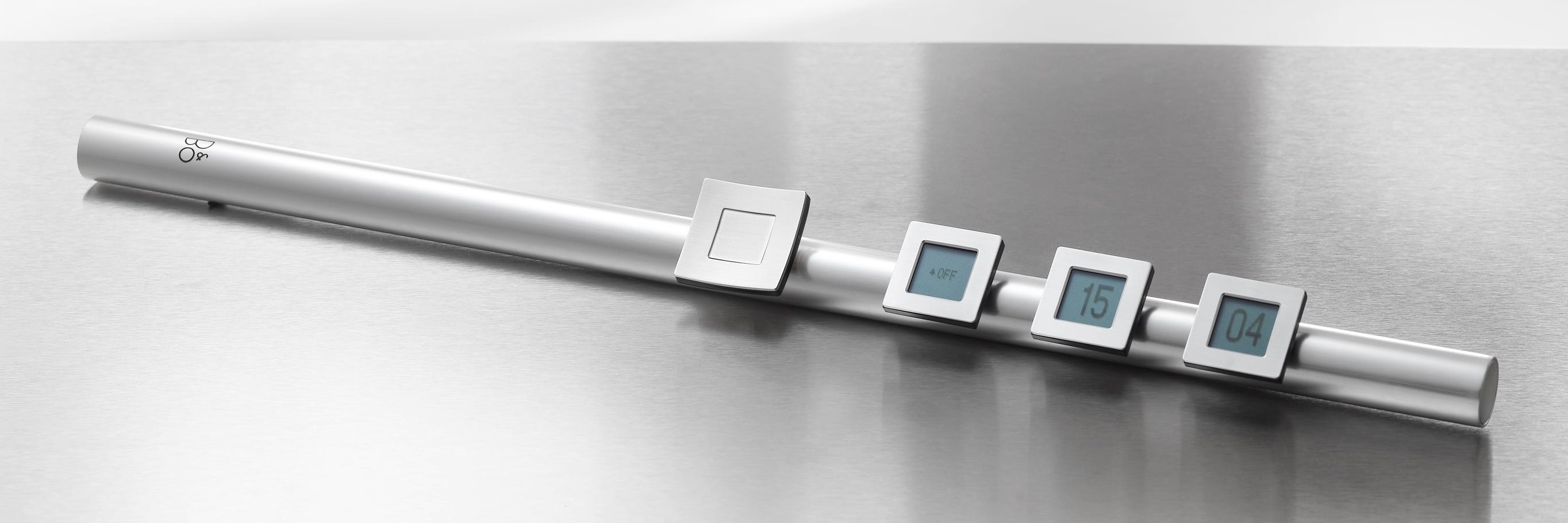 High End Alarm Clocks Bang And Olufsen Beotime Clock Remote Thinks Its A Flute