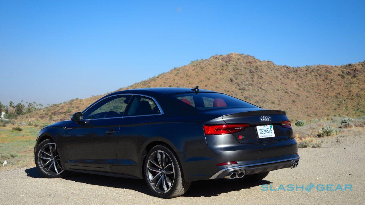 Audi A4 Coupe 2018 Audi S5 Coupe And S4 Sedan First Drive Seriously Smooth