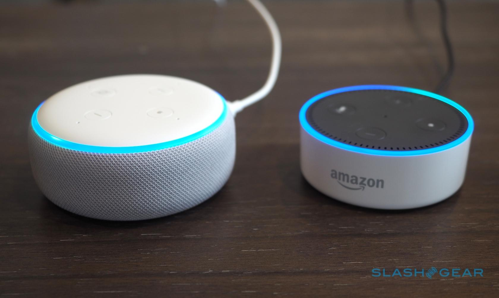 Echo Dot Installation Here Are All The New Amazon Devices Out To Buy Or Preorder Now