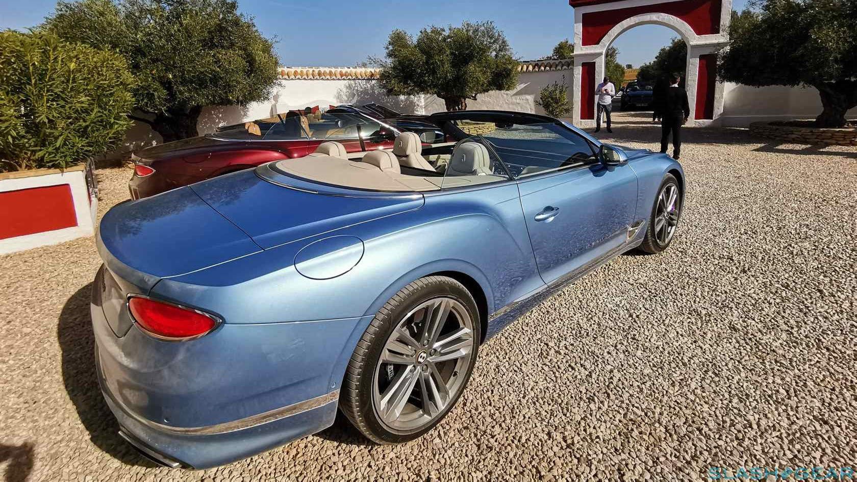 But Convertible 2019 Bentley Continental Gt Convertible First Drive Review