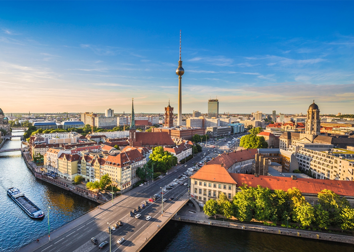 Wo Liegt Berlin Why Berlin Is One Of The Best Party Cities In Europe