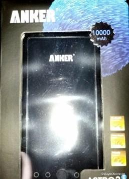 ANKER Astro 3 10k mAh