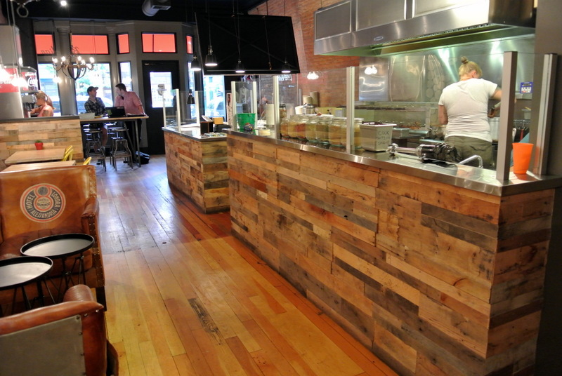 Recycled Pallet Paneling Sustainable Lumber Company