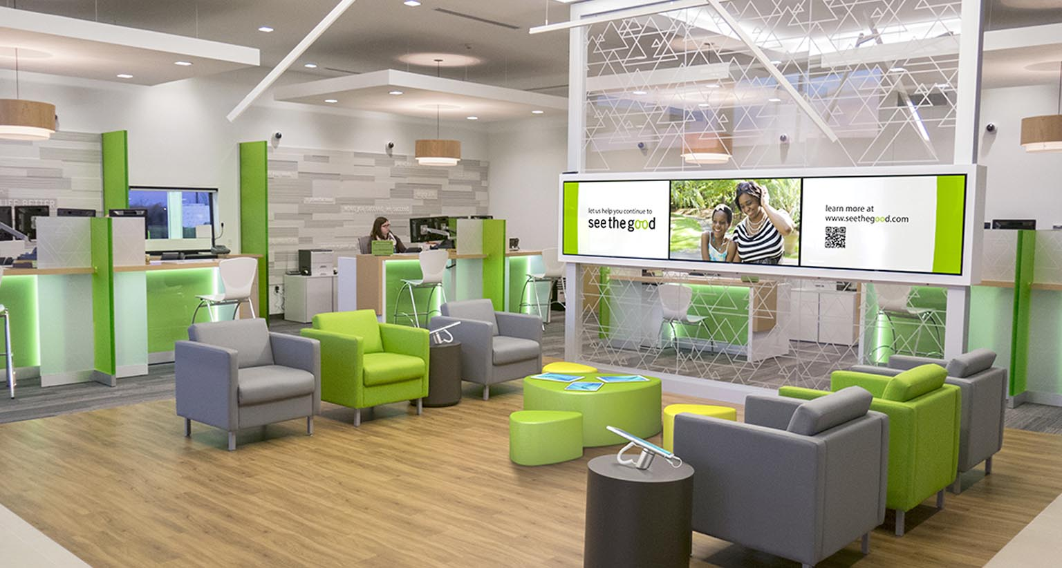 Design Bank Regions Bank Shikatani Lacroix Design Inc