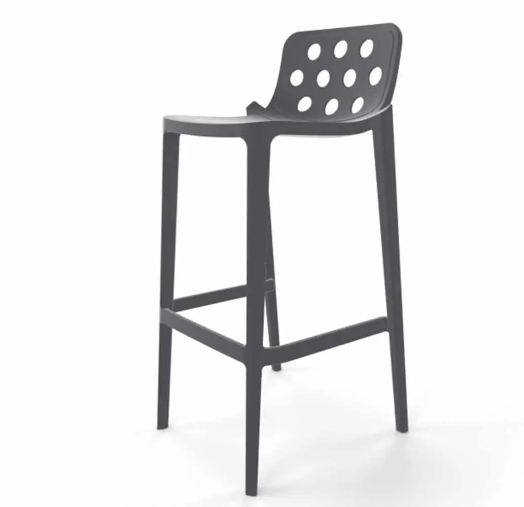Tabouret Empilable Plastique Isodoro Mobilier Chr Collectivites