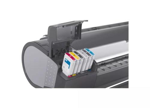 Medium Of Hp Large Format Printers