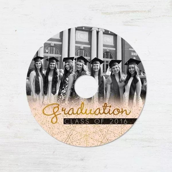 CD Label Templates - Choose From Custom made Designs!