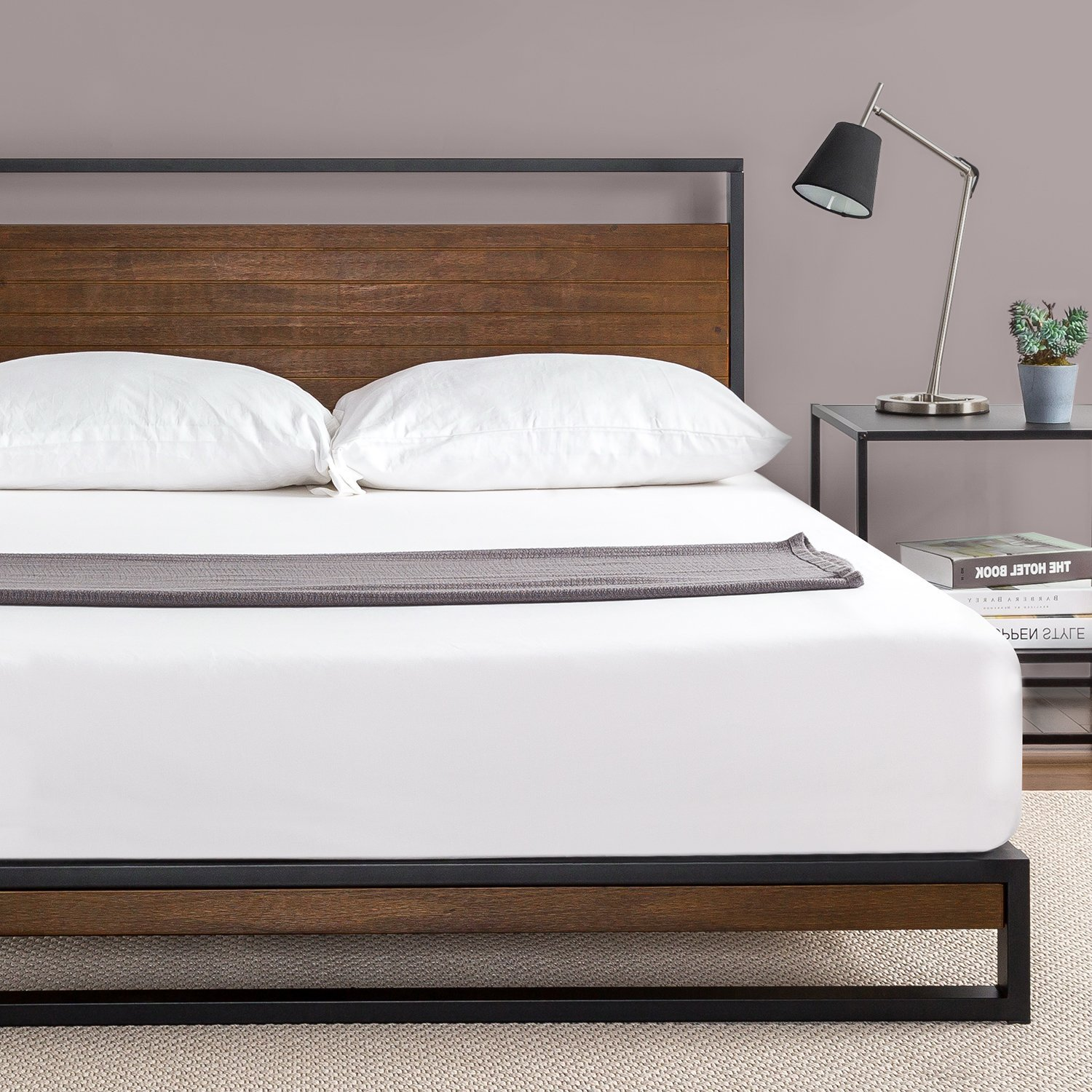Best Ikea Mattress 5 Best Bed Frames For Casper Mattress In 2018 Ikea Zinus
