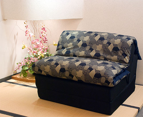 Futon Tatami Love Seat Sofa Bed | Japanese Futon Bedding | Sleep Exquisite