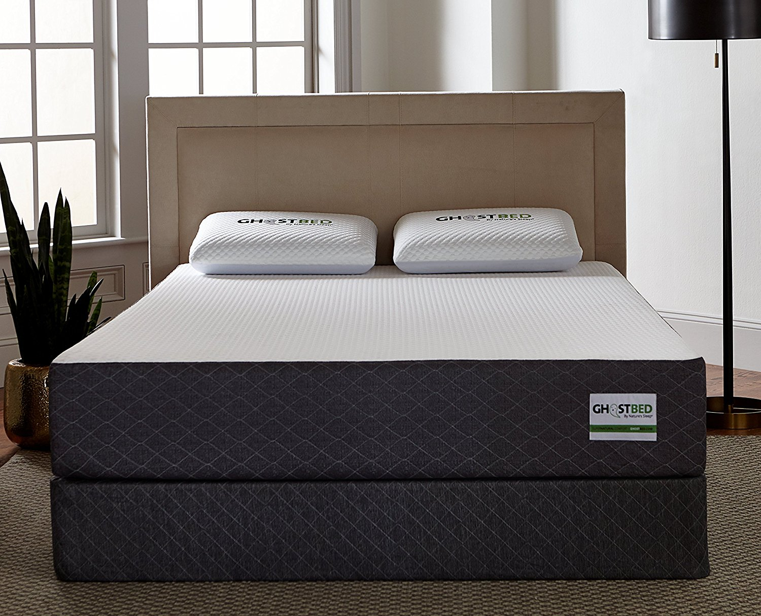Purple Mattress Review Ghostbed Vs Purple 2019 Mattress Comparison Review Sleeping Ninjas