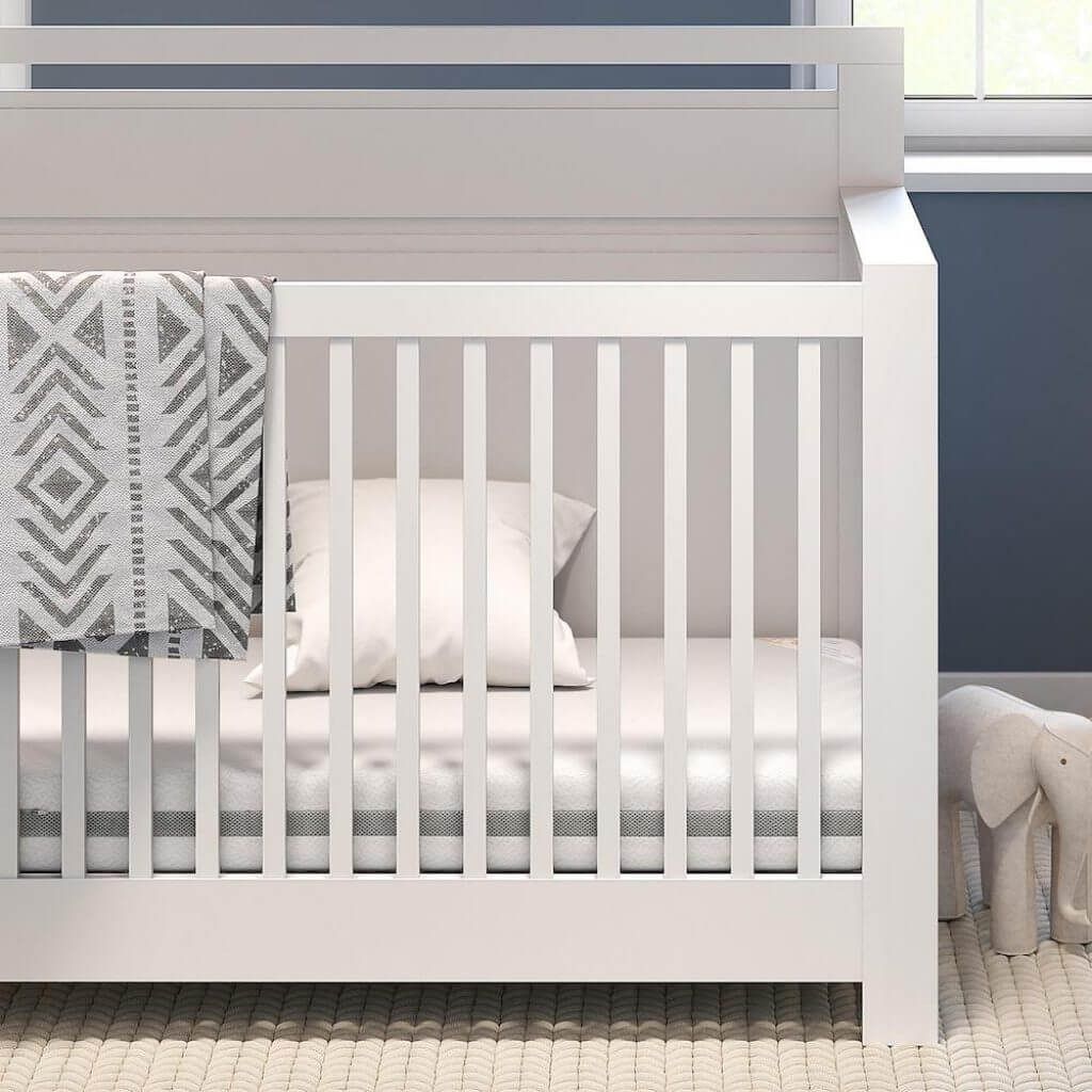 Newton Breathable Mattress Reviews 7 Best Crib Mattresses Reviewed For 2019 Sleeping Ninjas