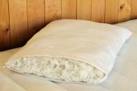 Organic Down Filled Pillow | Free Shipping | Sleeping Organic